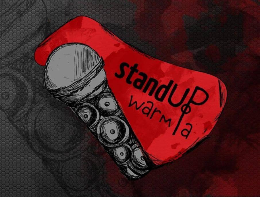 II urodziny STAND-UP WARMIA / Wielkie Testowanie w Elblągu