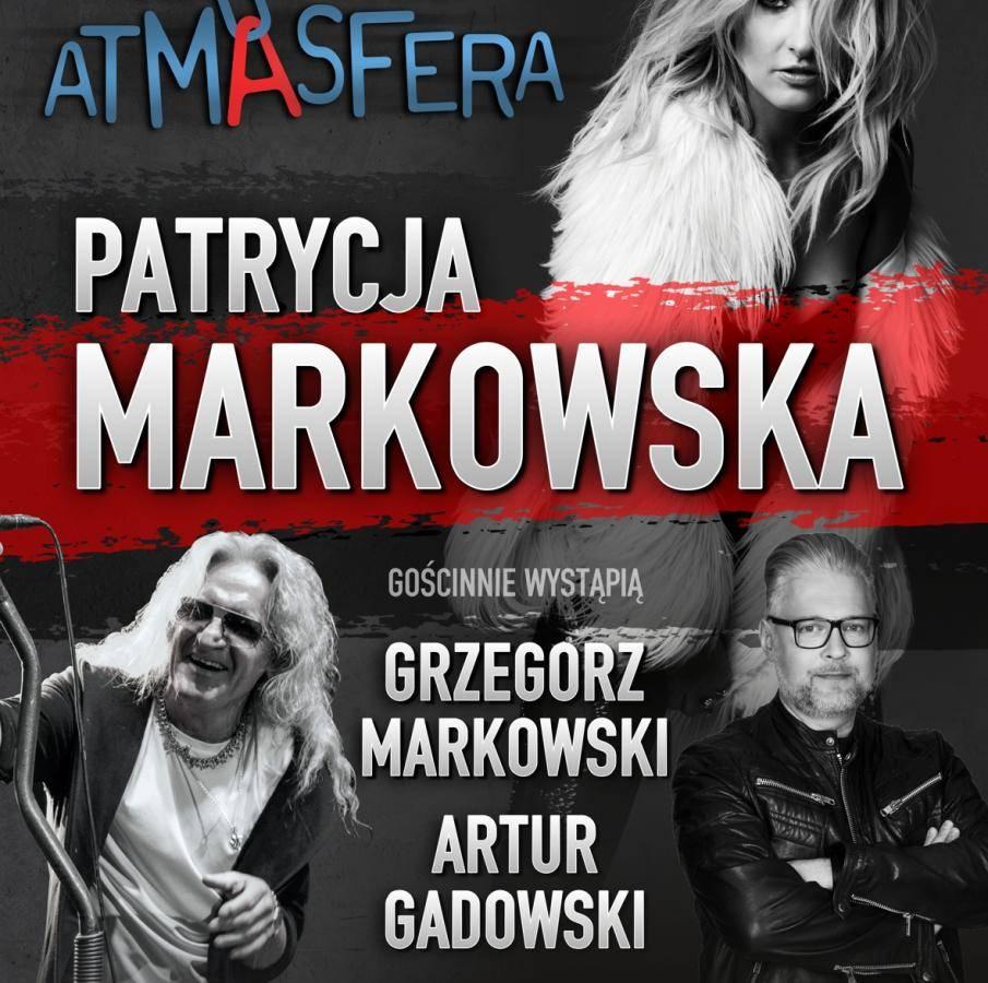 ROCKOWA ATMASFERA w Katowicach: Patrycja Markowska