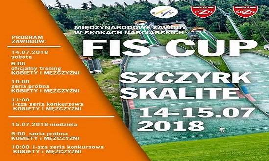 Międzynarodowe zawody w skokach narciarskich z cyklu FIS CUP - Szczyrk