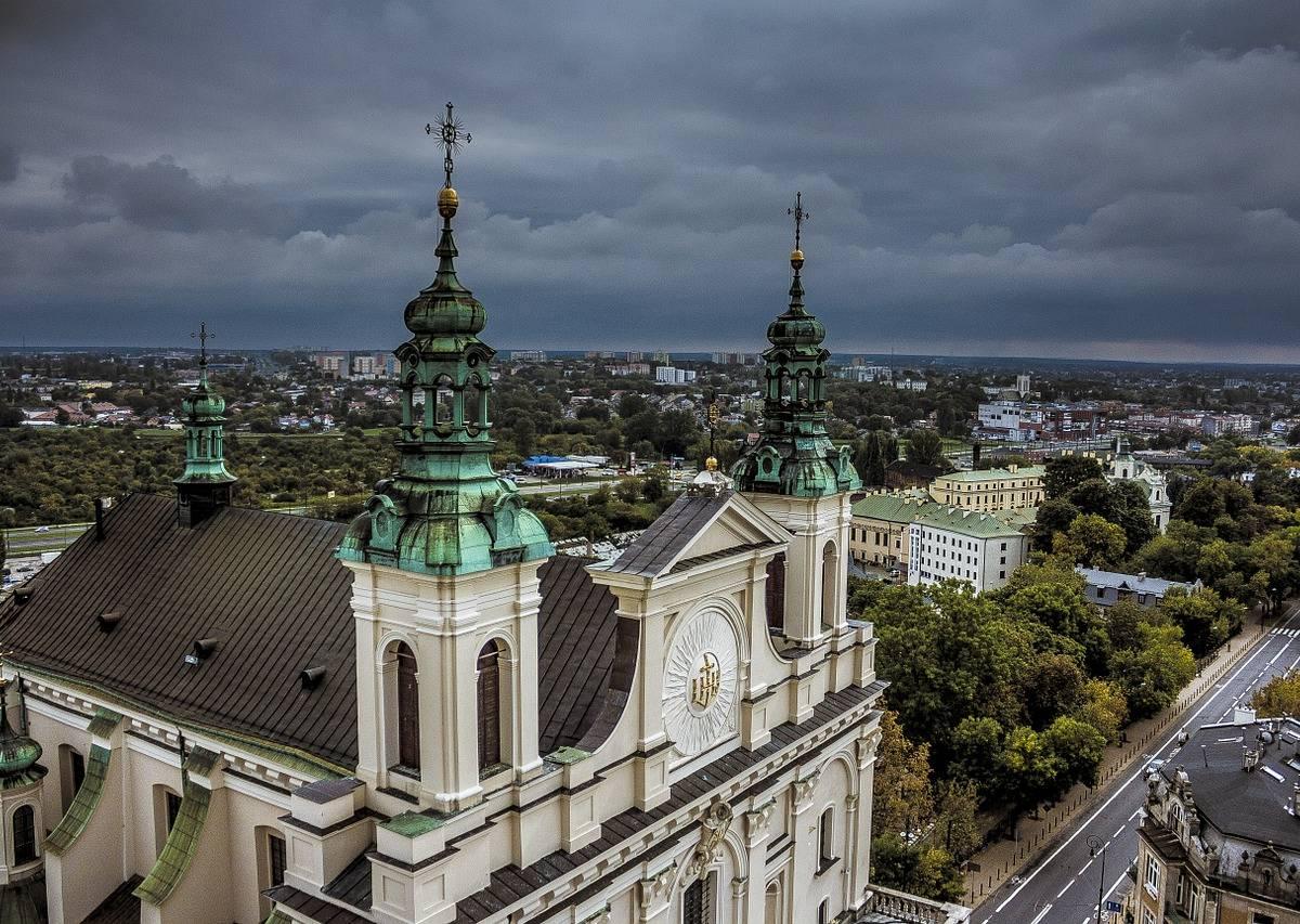 Wycieczka po Starówce w Lublinie - spotkanie 1