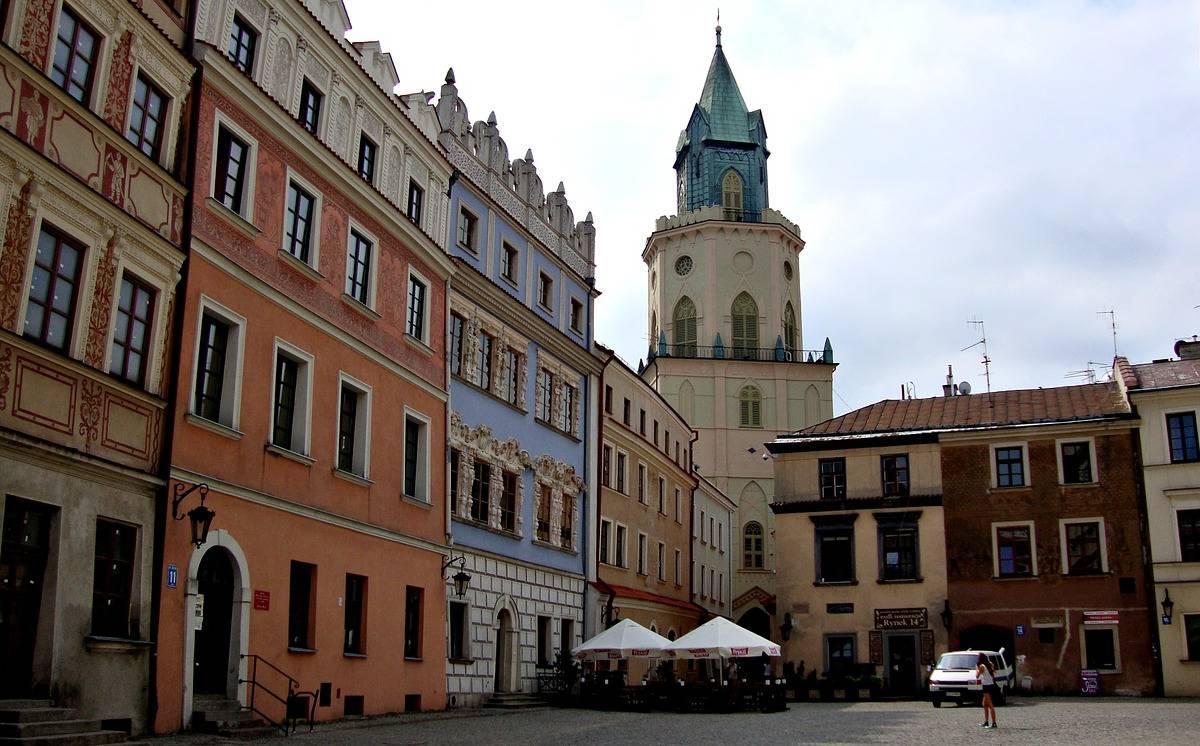 Wycieczka po Starówce w Lublinie - spotkanie 6