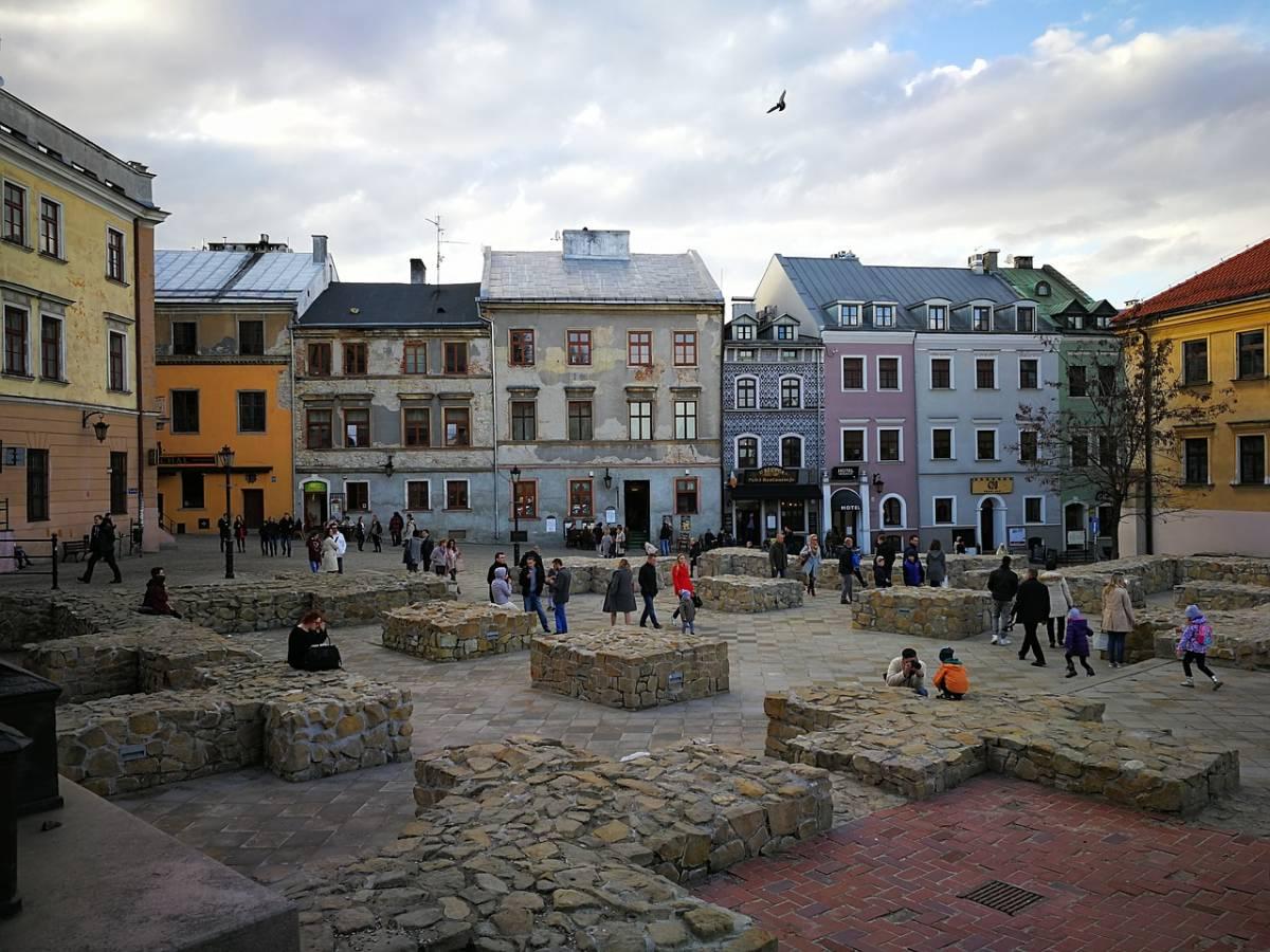 Wycieczka po Starówce w Lublinie - spotkanie 3