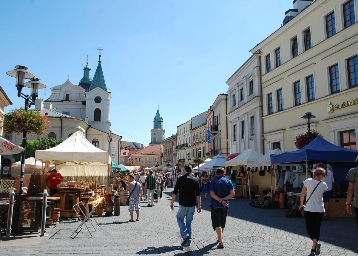 Wycieczka po Starówce w Lublinie - spotkanie 4