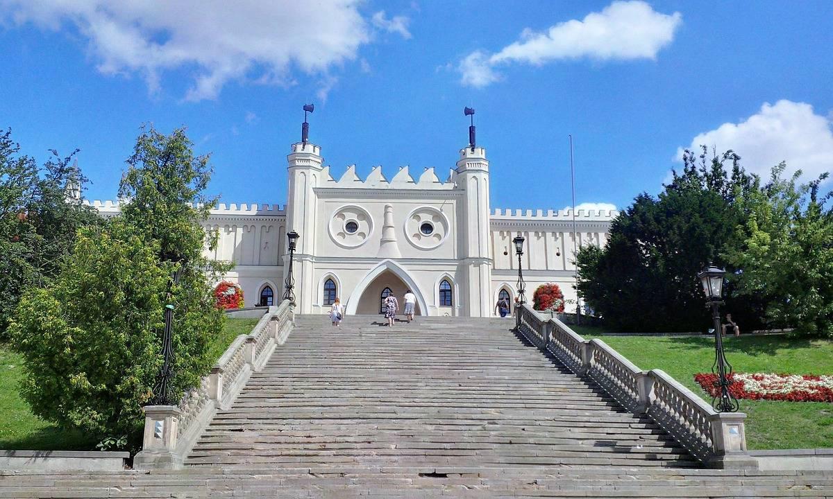 Wycieczka po Starówce w Lublinie - spotkanie 5
