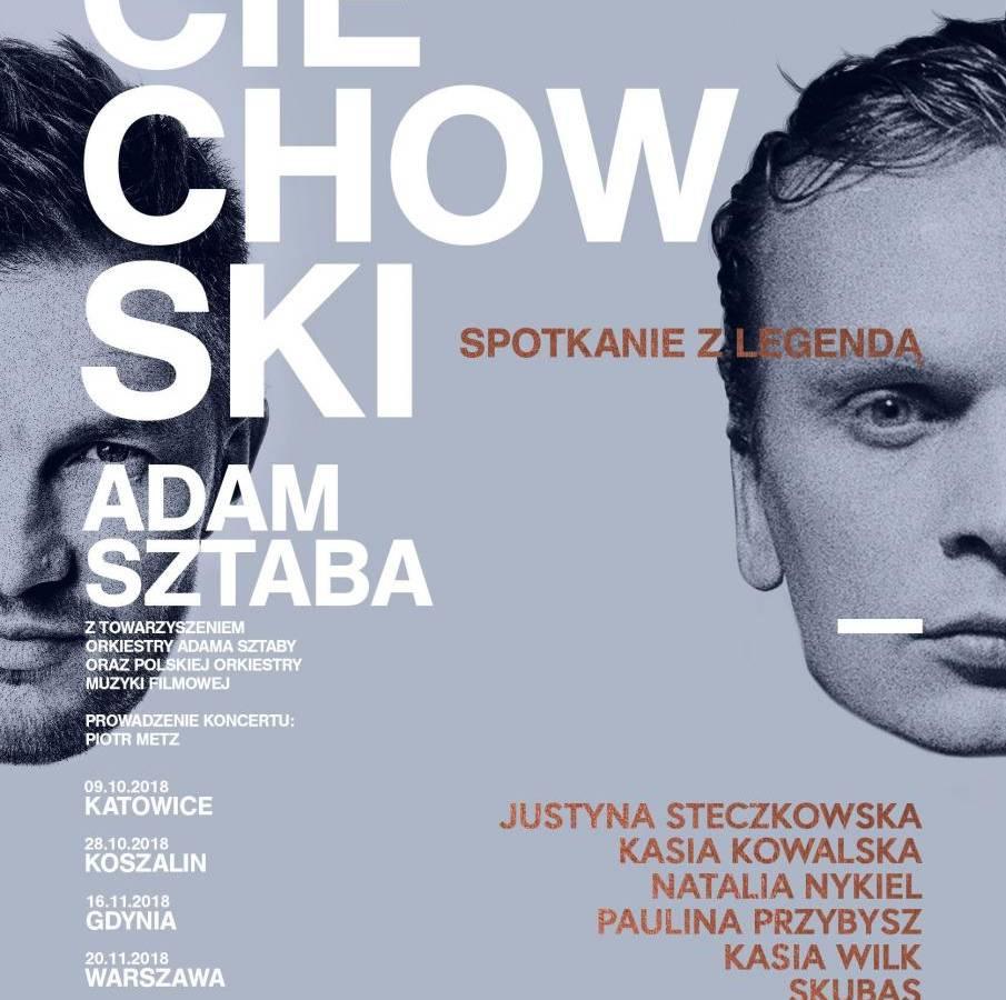 """Koncert """"Grzegorz Ciechowski - Spotkanie z Legendą"""" w Gdyni"""