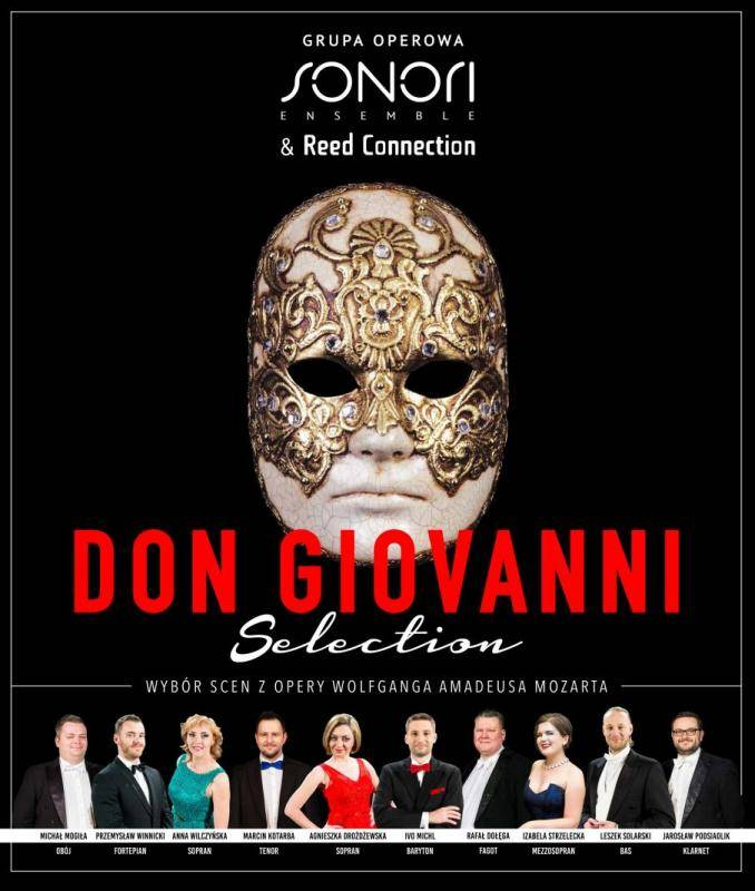 Don Giovanni Selection - Bolesławiec