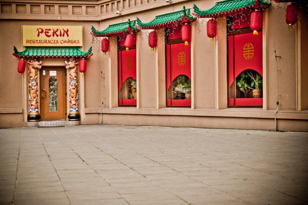 Restauracja Chińska Pekin Poznań W Poznaniu