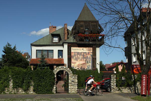 Restauracja Włoska Castello Warszawa W Warszawie
