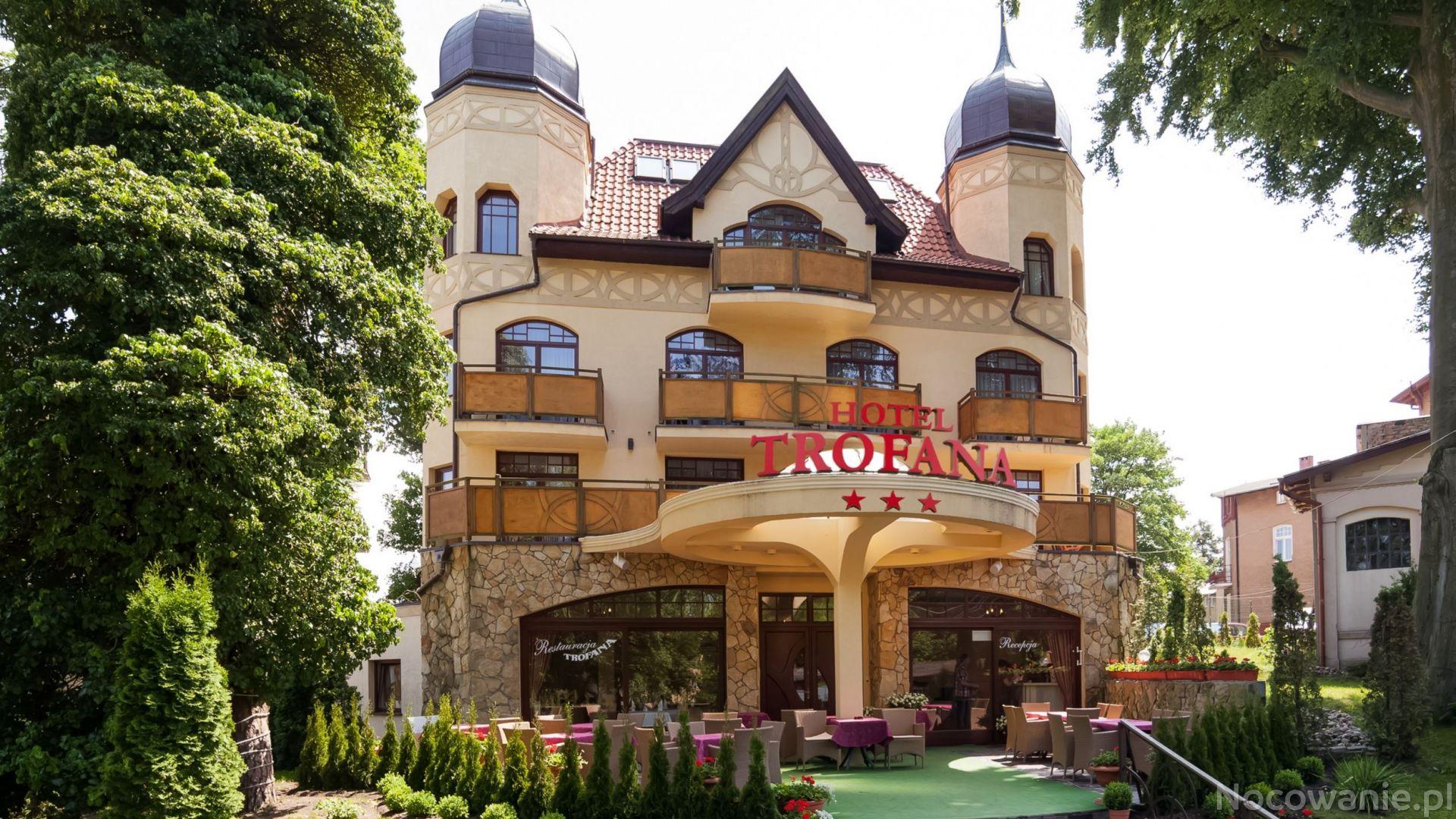 Hotel Trofana Wellness Spa Miedzyzdroje