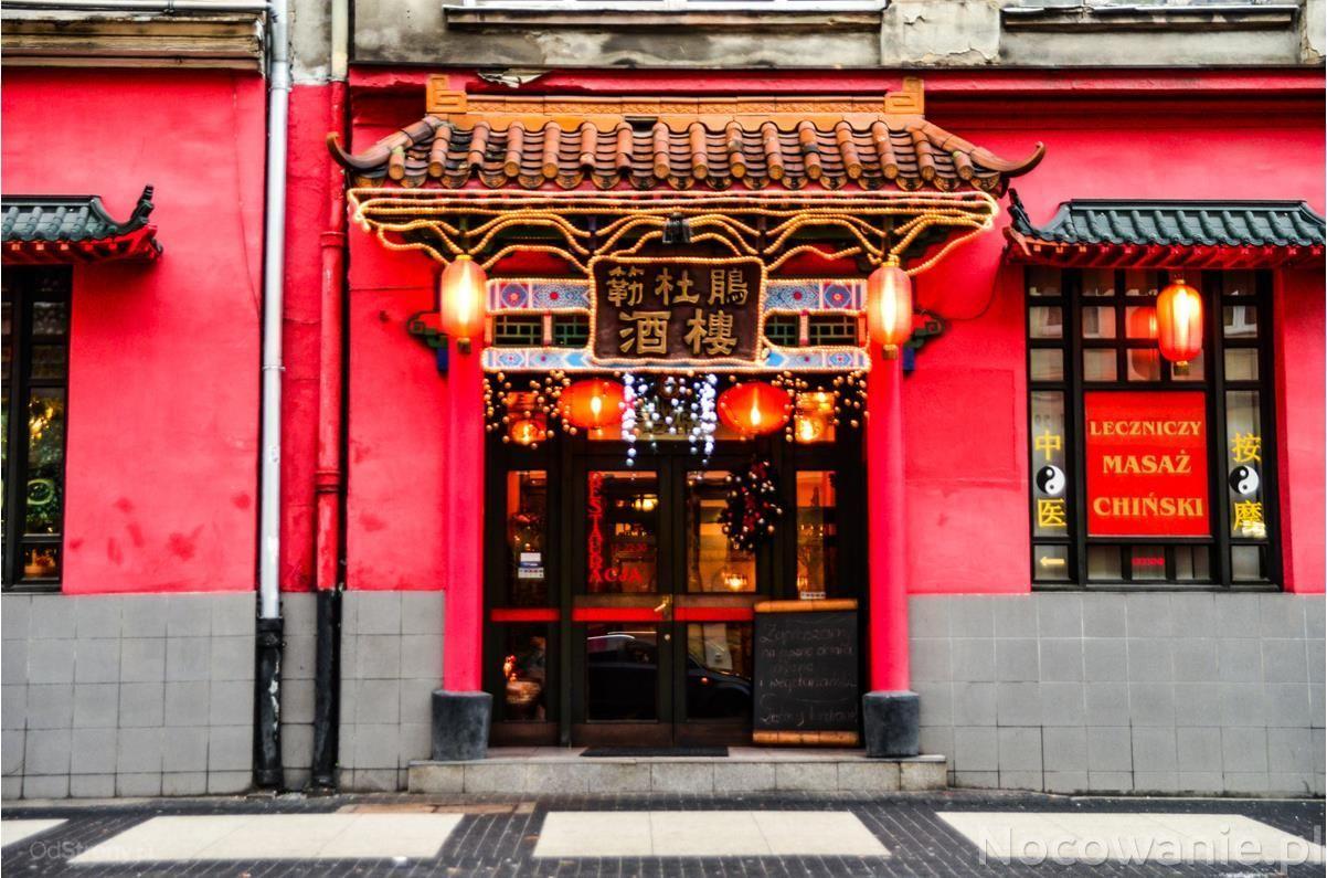 Restauracja Chińska Azalia Poznań W Poznaniu
