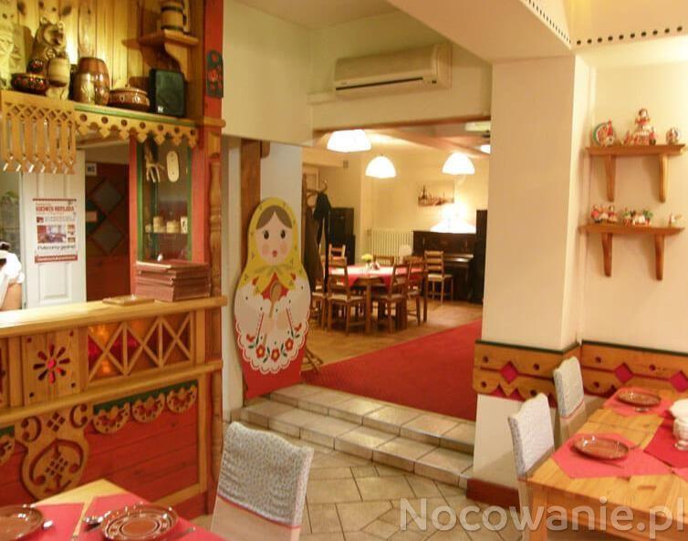Restauracja Kuchnia Rosyjska Gdansk W Gdansku