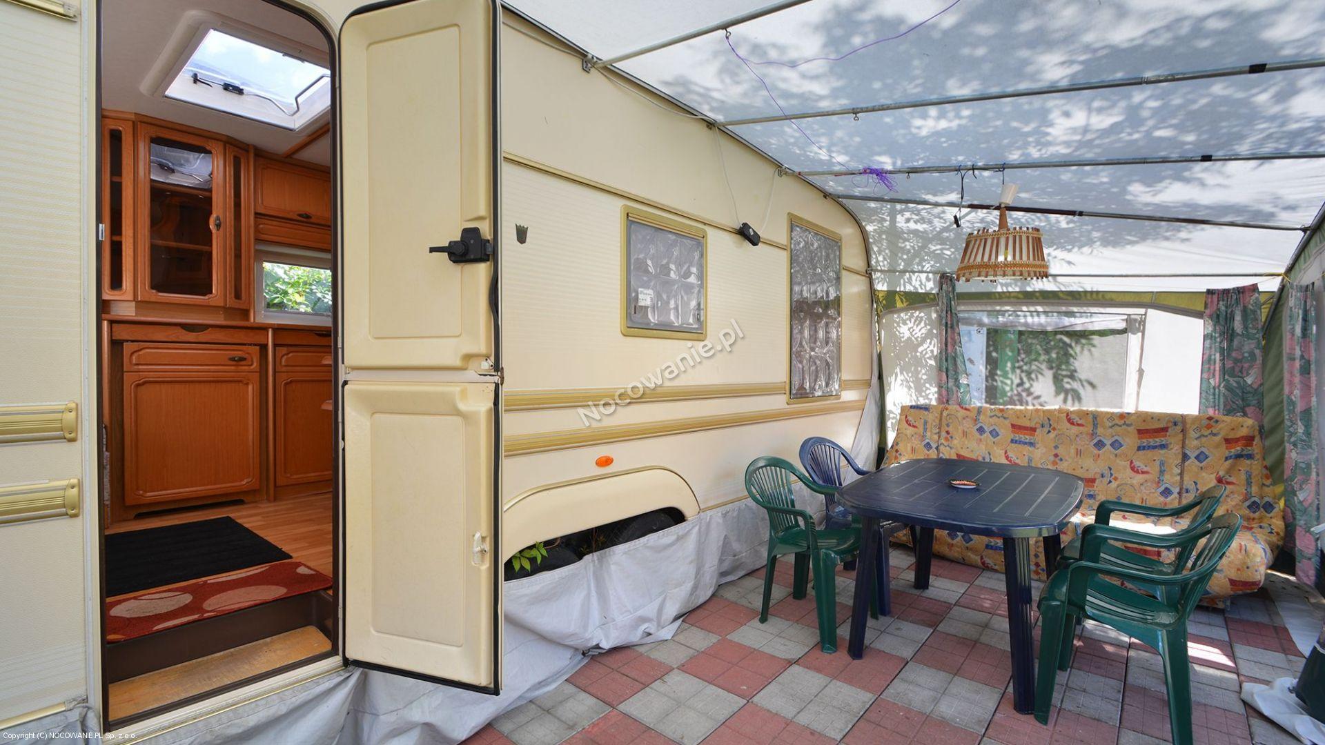 Camping U Doroty Mielno Camping U Doroty W Mielnie