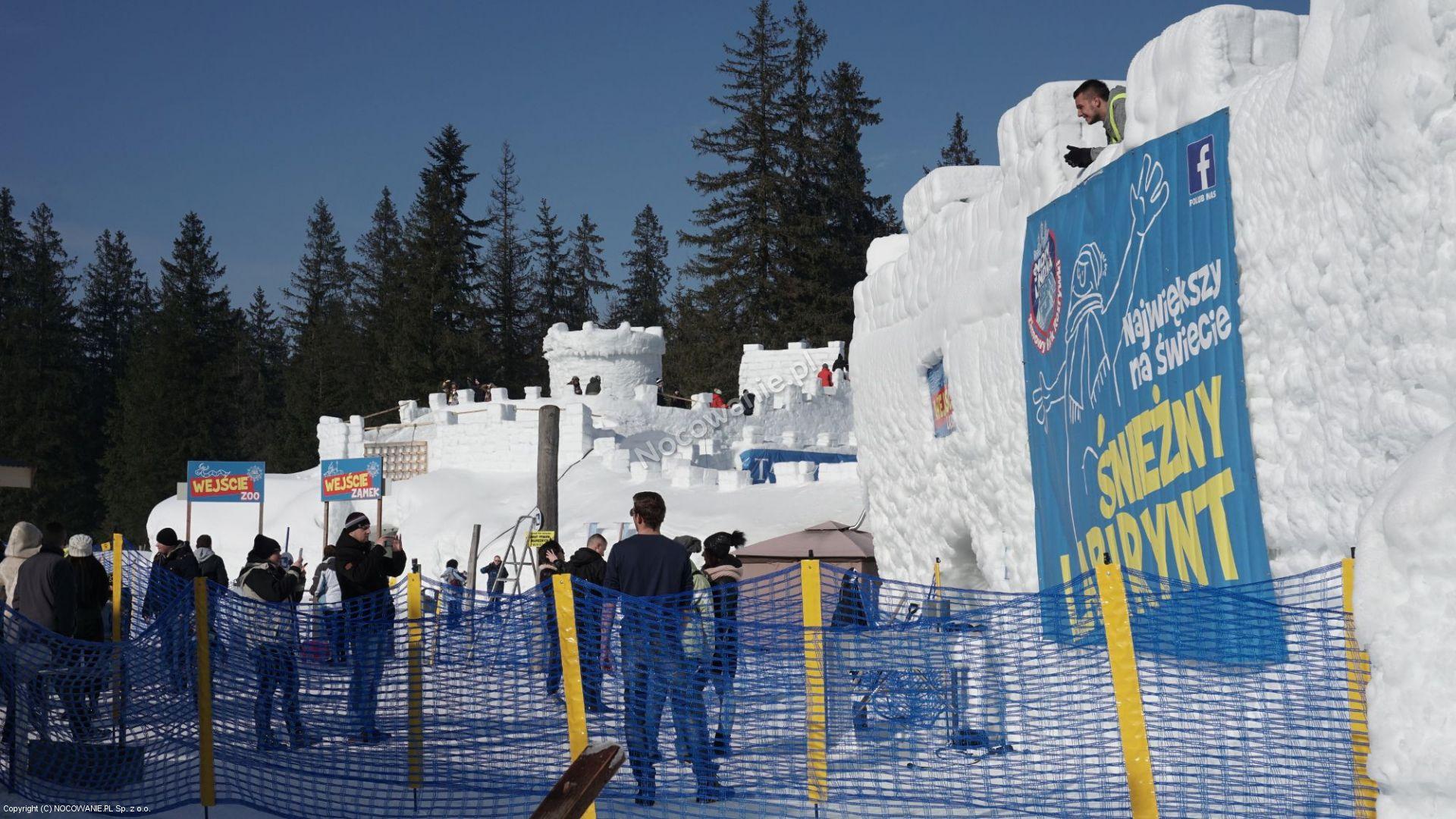 Snow Landia Zimowy Park Rozrywki Zakopane Cennik Bilety Dojazd