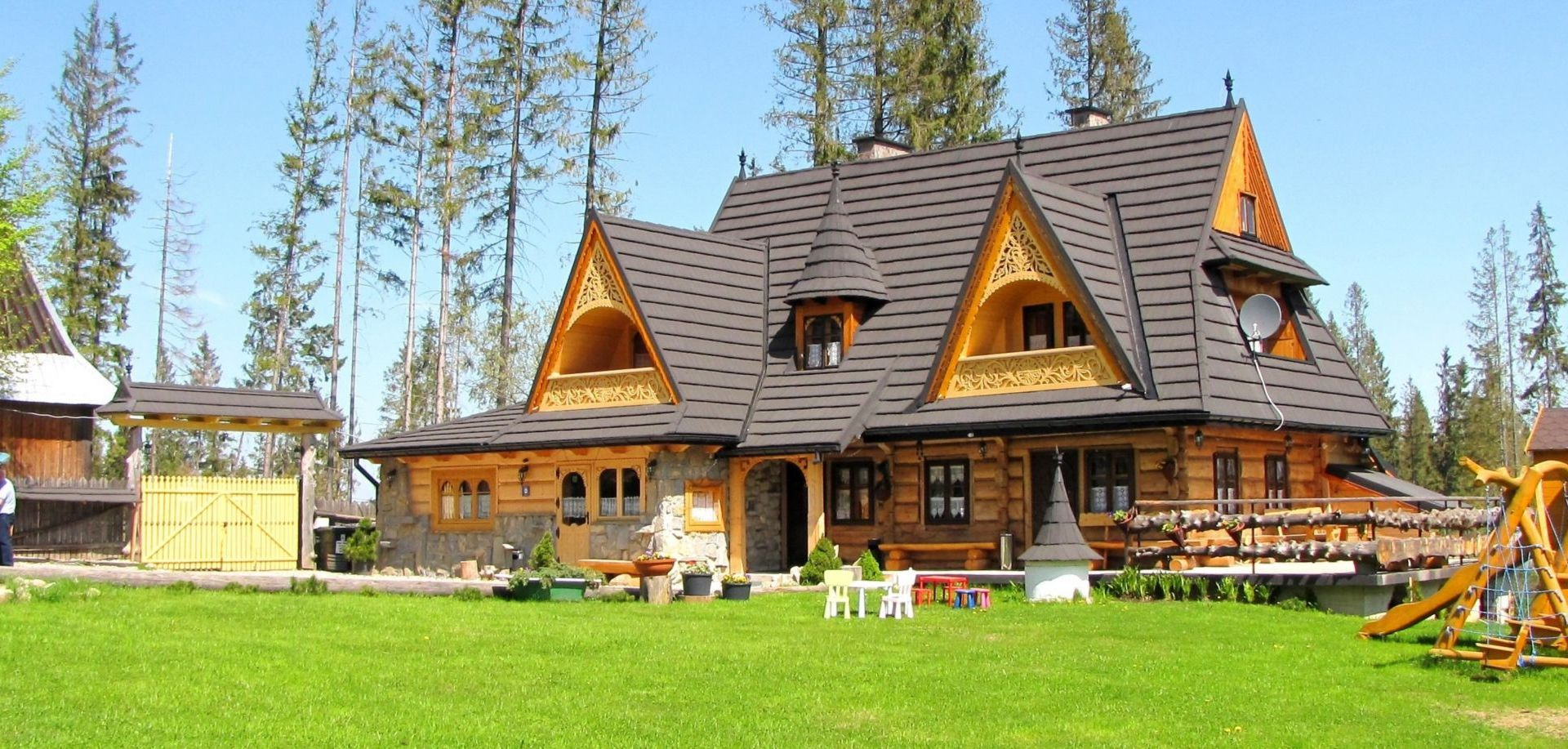 Bajkowa Chata Cottages With Atmosphere And Soul At An