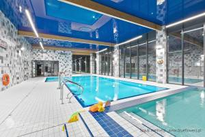 Apartament Blue Flowers WELLNES & SPA