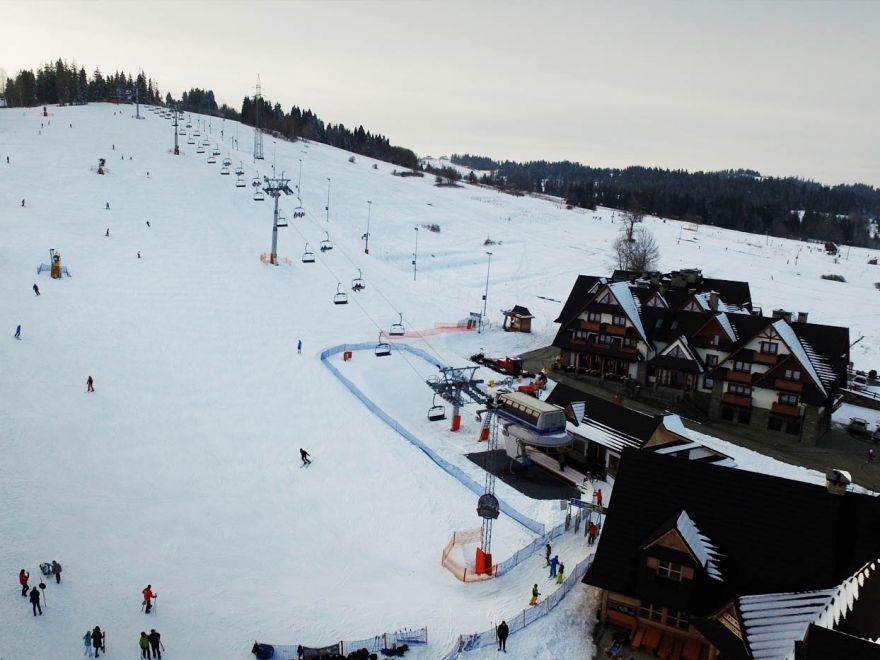 Stacja narciarska Kaniówka