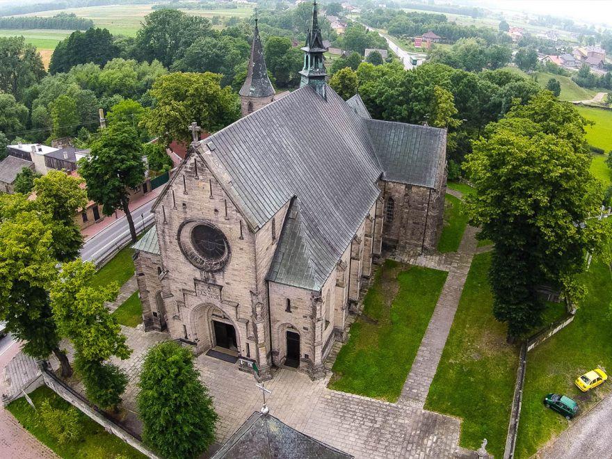 Kościół św. Mikołaja w Żarnowie