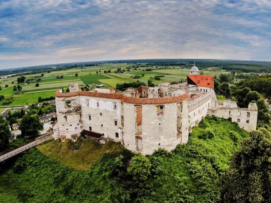 Muzeum Nadwiślańskie Oddział Zamek w Janowcu