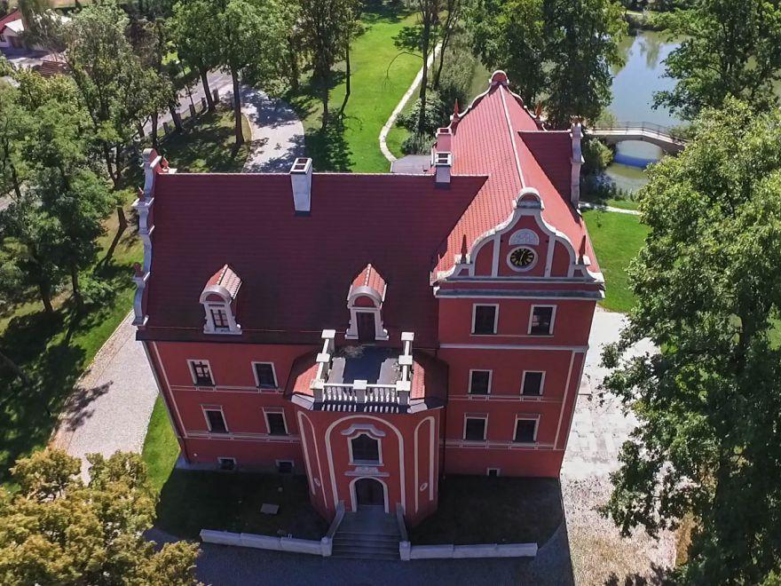 Pałac w Krotoszycach