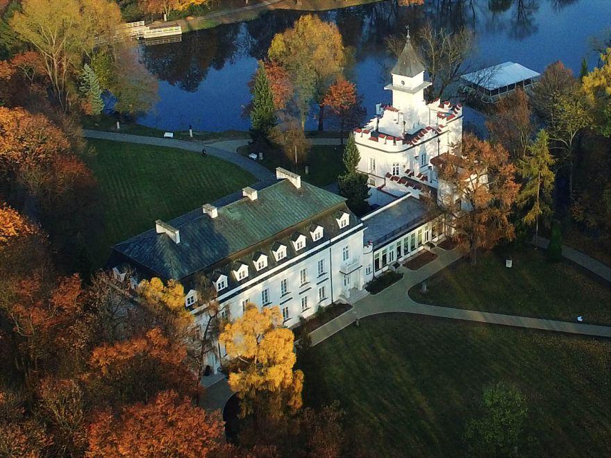 Pałac Radziejowice