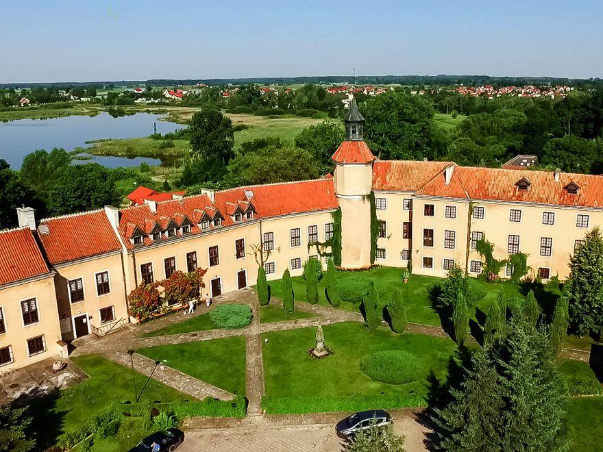 Pałac w Morągu