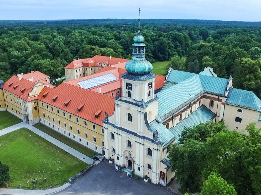 Pocysterski Zespół Klasztorny w Rudach