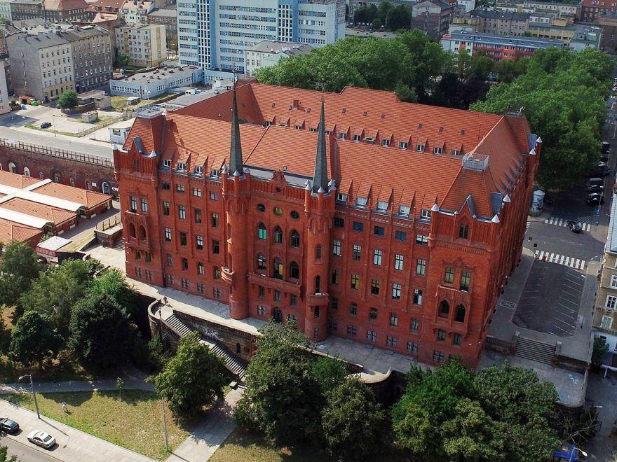 Urząd Morski w Szczecinie - Czerwony Ratusz