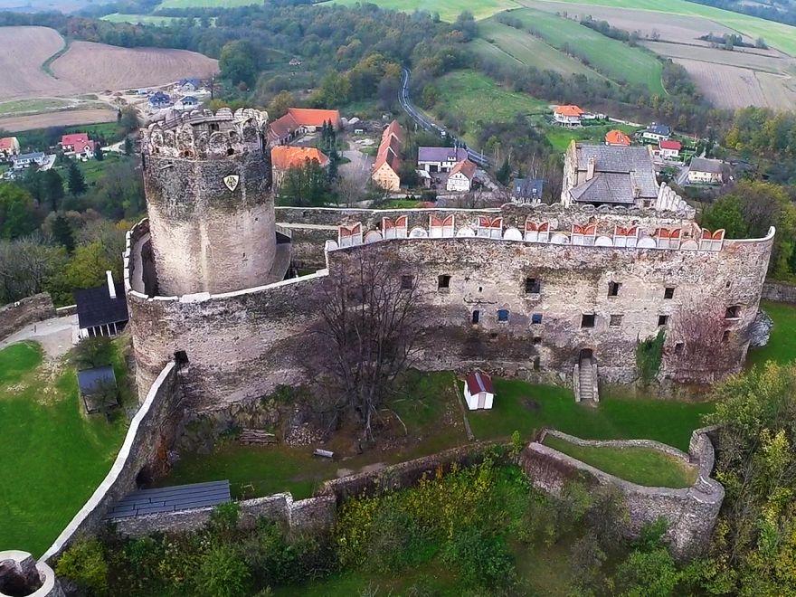 Zamek Bolków