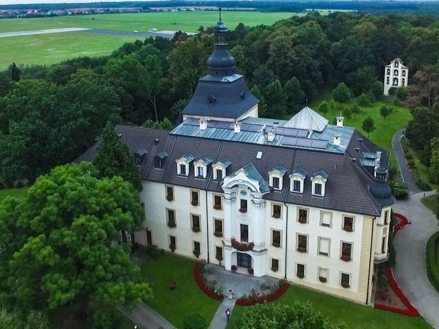 Pałac w Kamieniu Śląskim