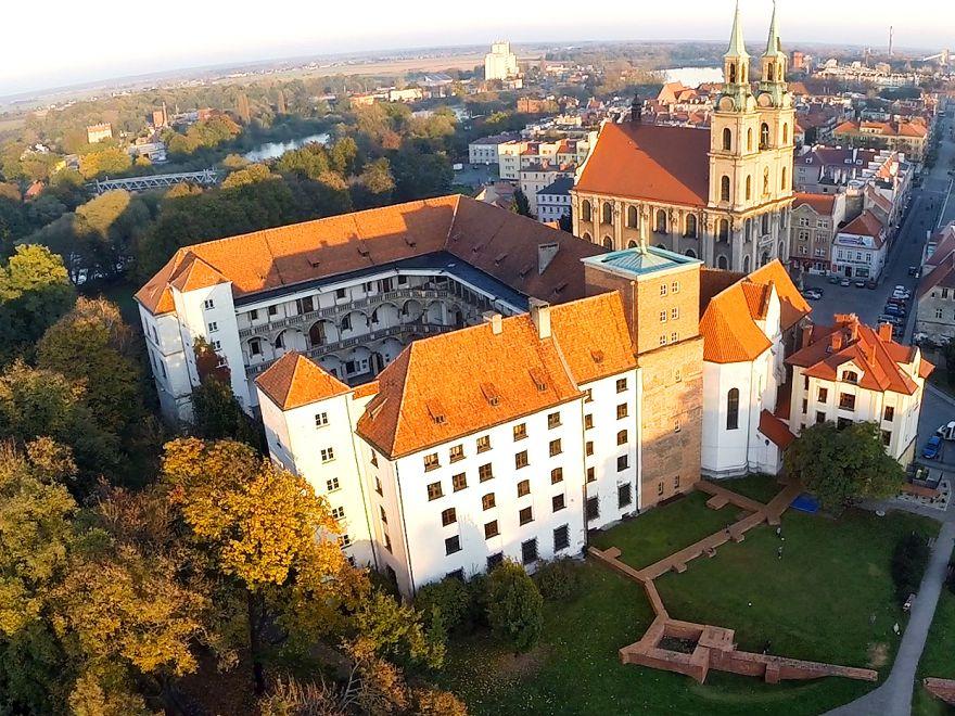 Zamek Piastów Śląskich w Brzegu