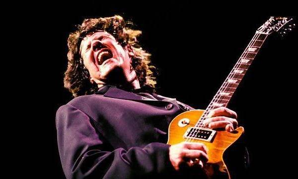 Gary Moore - Tribute Band w Blues Club w Gdyni