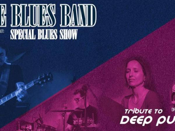 Koncert Free Blues Band w Blues Club w Gdyni