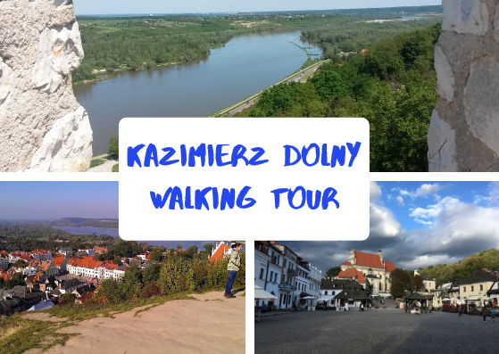 In English - Walking tour around Kazimierz Dolny
