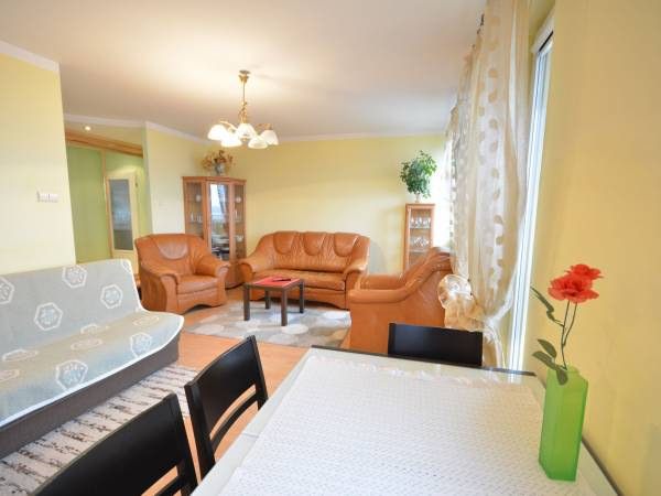 Das komfortable Appartement Gdynia-Witawa