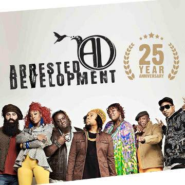 Arrested Development - 25th Anniversary Tour w Warszawie