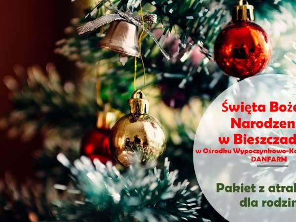 Wigilia Boże Narodzenie 2019 Ośrodek Danfarm