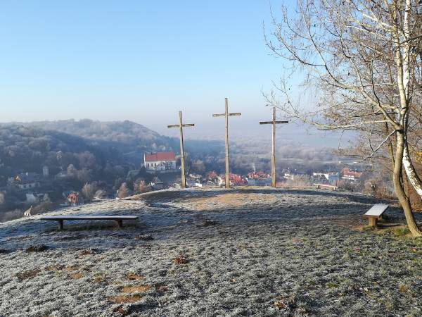 The Three Crosses Hill