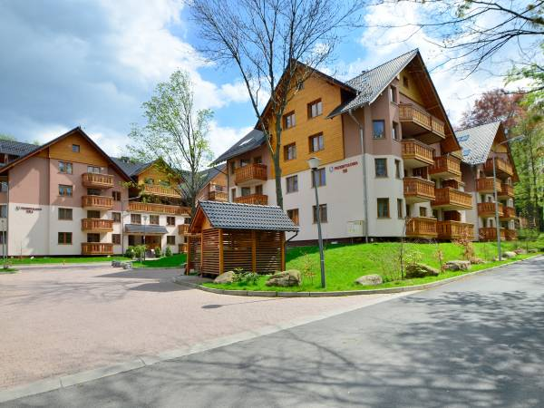 Apartament koło Pałacu Margot