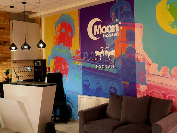 Moon Hostel Poznań